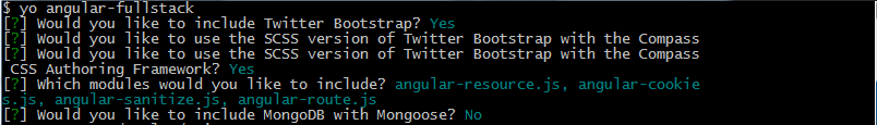 yo angular-fullstack